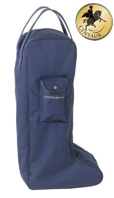Centaur Tall Boot Carry Bag Navy by Centaur