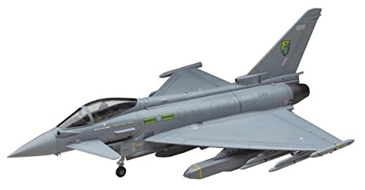 [해외] 하세가와 1/72 영국 공군 유로 파이터 태풍 단좌퍼터입 프라모델  E40