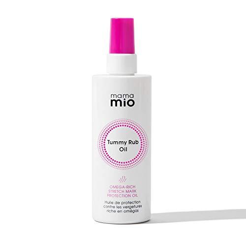 Mama Mio Tummy Rub Oil, Bergamot, orange, lemon/mandarin, violet, orris/patchouli, vanilla, 4.1 fl. oz.