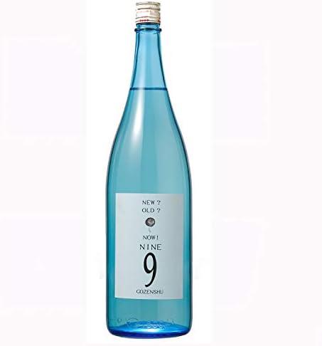 GOZENSHU 9(NINE) ブルーボトル 生酒 1800ml