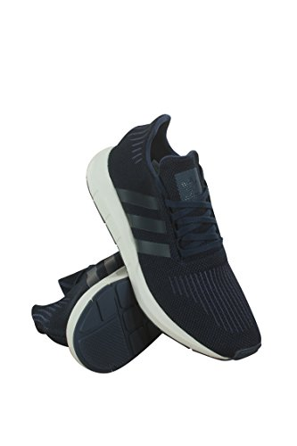 Adidas Mens Swift Run Originali Primeknit Pattino Corrente Conavy / Corblack / Sneaker Blu