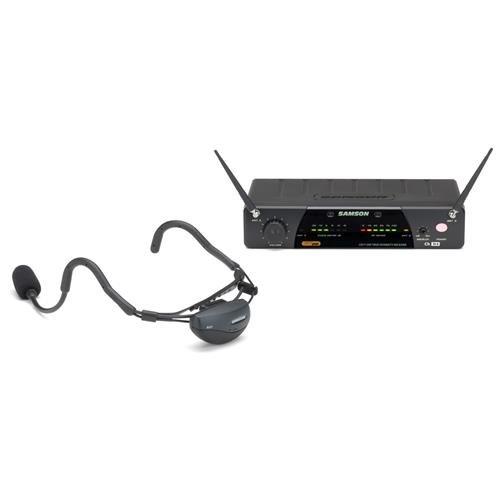 Samson Wireless Microphone System, K1 - Wireless Headset 77 Uhf System