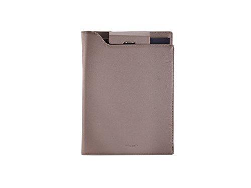 Campo Marzio per004005020–Raccoglitore con clip, formato A4, colore: grigio