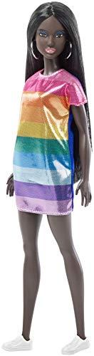 Search : Barbie Fashionistas Rainbow Sparkle Doll