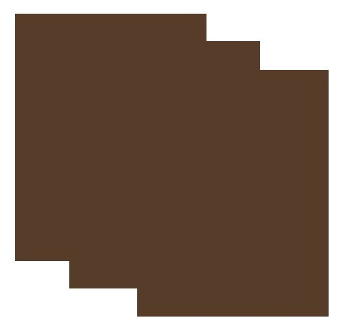 SISER EasyWeed Heat Transfer Vinyl HTV for T-Shirts 12 x 15 Inches 3 Precut Sheets (Chocolate Brown)