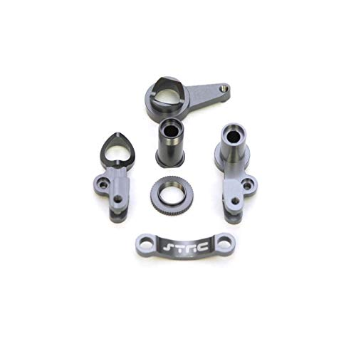 ST Racing HD Aluminum Steering Bellcrank set for the Slash 4x4 ()