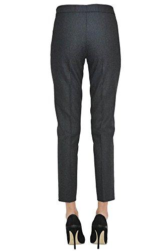 D.Exterior Pantaloni Donna MCGLPNC02044I Lana Grigio