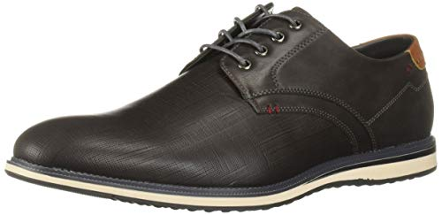 - Unlisted by Kenneth Cole Men's Gifford Lace Up Oxford, Grey, 13 M US