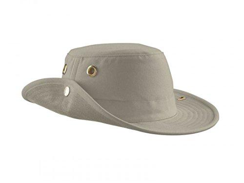 Tilley Endurables Unisex Sailing Hat Khaki 7 1/4 from Tilley