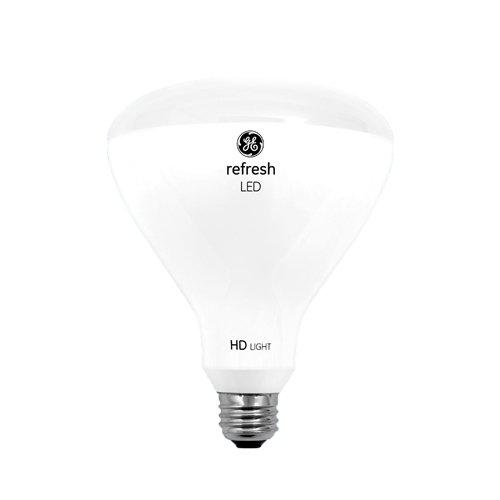 GE Lighting 68567 LED Refresh HD 13-watt (65-watt Replacement), 900-Lumen R40 Light Bulb with Medium Base, Daylight, 1-Pack