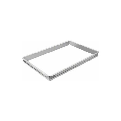 Focus Foodservice FSPA1624 Full Sheet Pan Extender, Aluminum, 26