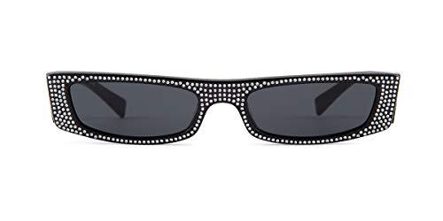 Alain 0a05039b grey X Black Alexandre Occhiali Mikli Edwidge Vauthier da sole Donna Mikli Jeweled rrpTq6A