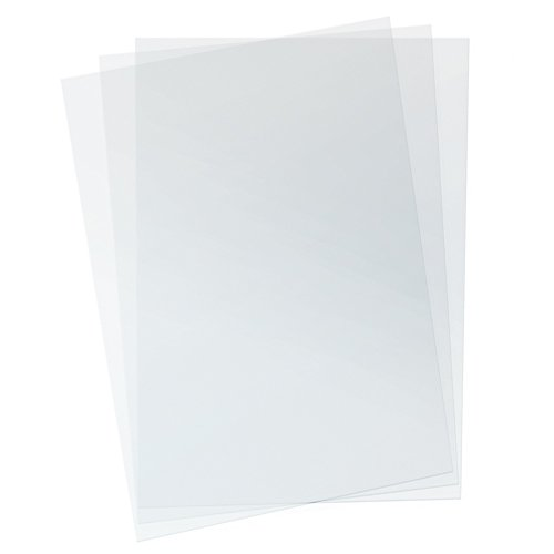 TruBind 5 Mil 11 x 17 Inches PVC Binding Covers, Pack of 100, Clear (CVR-05DSN)