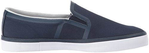 Lacoste Womens Gazon 416 2 Spw Fashion Sneaker Blu Scuro