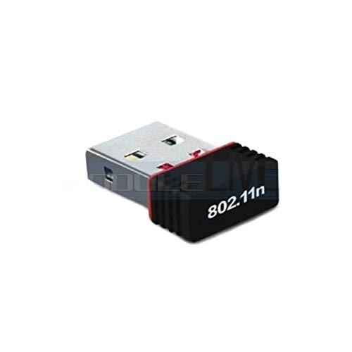 150Mbps 150M Mini USB WiFi Wireless Adapter Network LAN Card 802.11n 802.11g 802.11b New