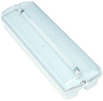Ringtail Lighting CS8M 8W 3hr Maintained Emergency Bulkhead Luminaire c/w Fresnel Diffuser IP65 240V  sc 1 st  Amazon UK & Ringtail Lighting CS8M 8W 3hr Maintained Emergency Bulkhead ... azcodes.com