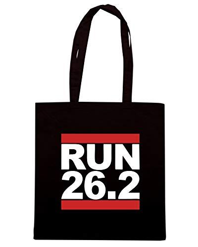 Speed RUN 262 Shirt Nera OLDENG00632 Shopper Borsa fCnfq6wr