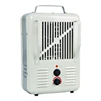 Workforce 1,500-Watt Portable Forced-Air Heater