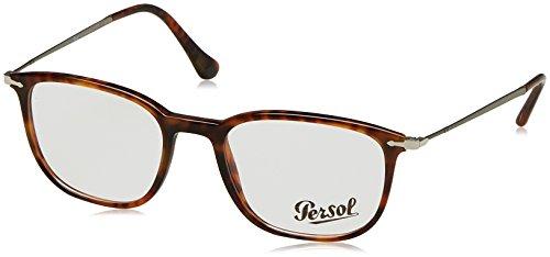 Persol Men's PO3146V Eyeglasses Light Havana - Light Havana Persol
