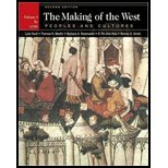 Making of the West - Peoples & Cultures-Volume I -Text Only (2nd, 05) by Hunt, Lynn - Martin, Thomas R - Rosenwein, Barbara H - Hsia, [Paperback (2004)]