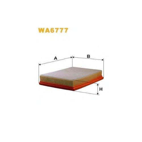Wix Filter WA6777 Air Filter: