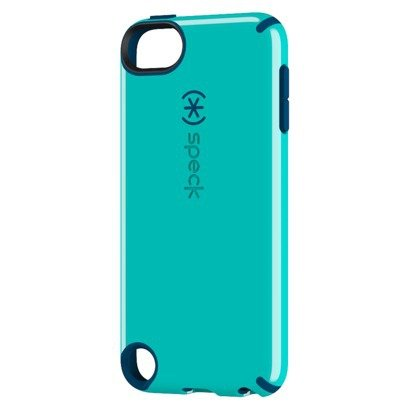 CandyShell for iPod touch 5th Gen: Caribbean Blue/Deep Sea Blue ()