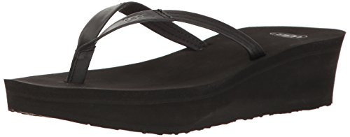 Womens Wedge Flip Flop - 5