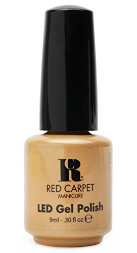 記念品仕方容量Red Carpet Manicure - LED Nail Gel Polish - I Am So Honored - 0.3oz/9ml