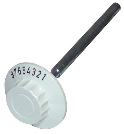 Vaillant - botón de acuastato con bulbo - especifico