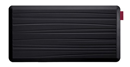 NUVA Anti Fatigue Standing Floor Mat 39 x 20 in, 100% PU Comfort Ergonomic Material Unlike PVC leather mats! 4 Non-slip PU Elastomer Strips on Bottom, 5 Safety Test by SGS (Black, Beach Pattern) - Leather Bath Mats
