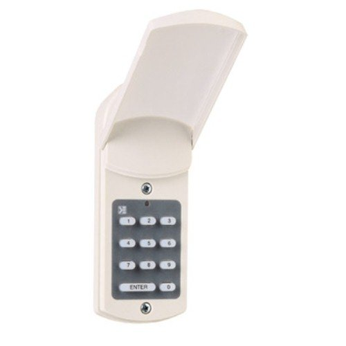 Domino Garage Door Opener Keyless Entry System Keypad Spares And