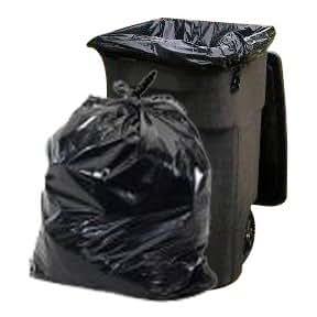 Amazon Com Plasticplace Trash Bags 65 Gallon 50 Bags
