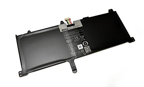 New FP02G Dell XPS-10 Series Primary Tablet 4C Battery Dock Battery Type JD33K LG Rechargeable Lithium-Polymer Li-Ion 3670mAh 7.4V 27Wh High Capacity Module Pack w/Wiring/Connection Samsung 21TTR ()