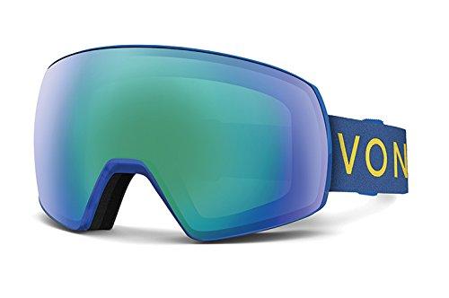 VONZIPPER SATELLITE, Blue - Goggles Rimless