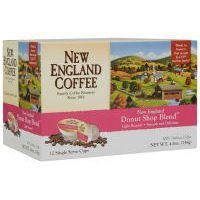 New England Coffee Donut Shop Blend by New England - England Shop