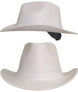 Vulcan® Cowboy Hard Hats - vulcan cwby hh ratcht susp whi ebdd2657f4c