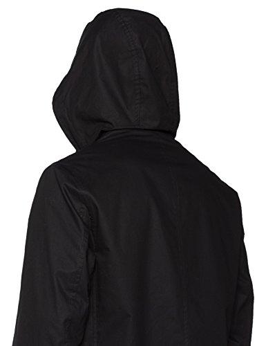 Gloverall Mac Abrigo black Black Negro Para Short Hombre r6wgxqHr5E