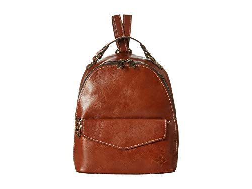 Patricia Nash Heritage Montioni Convertible Backpack Tan One Size