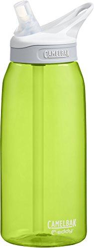 CamelBak Eddy Water Bottle, Limeade, 1 L ()
