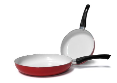 Healthy Nonstick Ceramic Coated Frying Pan - 11