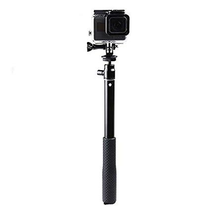 universal Sujetador de trípode Plegable de Agarre de 30-93 cm Monopod multifunción Selfie para