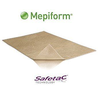 - Mepiform - Self-adherent soft silicone dressing for scar care - 2