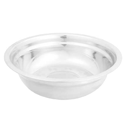 Amazon.com | Acero inoxidable bowl cena 7, 5 pulgadas de ...