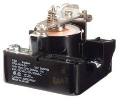 (Power Relay, SPST-NO, 120 VAC, 25 A, PRD Series, Panel, Non Latching)