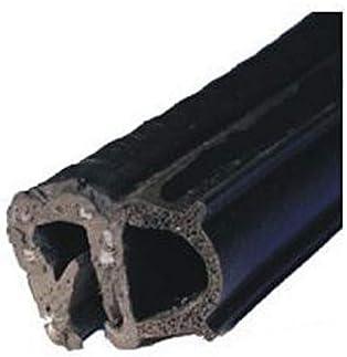 eutras Junta Perfil ksd2054Puerta goma para maletero Junta–Rango de sujeción 0,8–2,5mm–Negro–10M