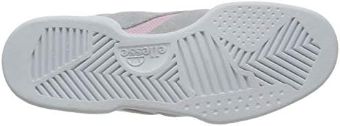 Ellesse Women's Low-Top, Multicolour (Light Grey/White/Pink Lt Gry/Wht/Pnk), Womens 8
