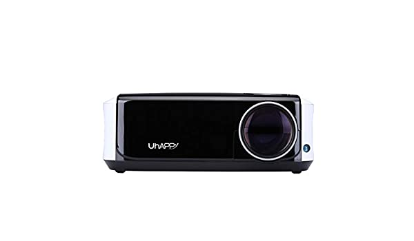 Projector for Indoor Outdoor Home 1080P LED Video HD Mini Projector Portable Movie Projector for TV Stick Maoyou