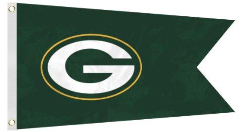 Fremont Die NFL Green Bay Packers Boat Flag