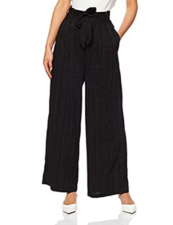 THIRD FORM Women's Tied in Trouser, Black, X-Small