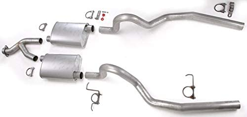 """JEGS Cat-Back Exhaust System 